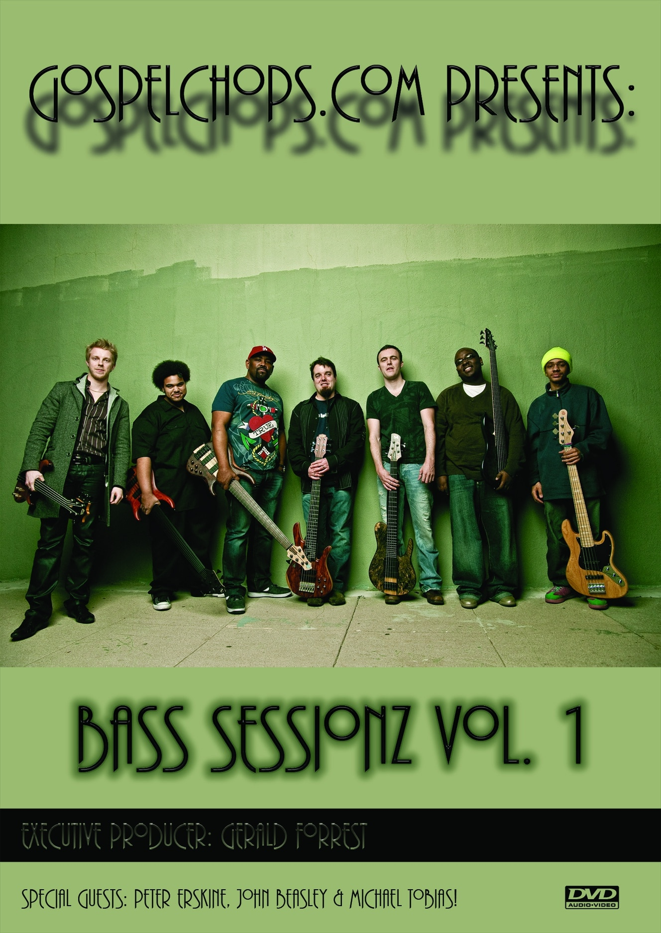 Click to Buy BASS SESSIONZ VOL.1