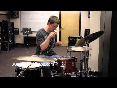 Matt Garstka Integrates Rudimental Drumming Concepts