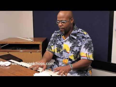 Professor Dennis Montgomery III Plays a Stirring Gospel Organ Solo