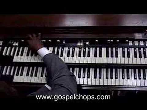 Derrick Jackson Merges Classical and Gospel Organ