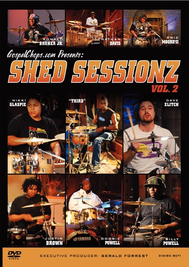 Click to Buy SHED SESSIONZ VOL.2