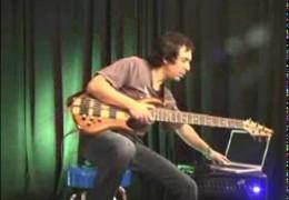 Adam Nitti Demonstrates Chordal Improvisation