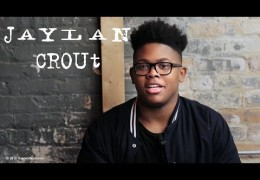 New GospelChops Drum Lesson featuring 15-year-old Jaylan Crout