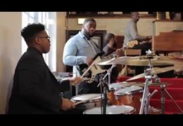 """How Great Is Our God"" featuring Jaylan Crout on Drums"