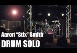 Amazing Drum Solo by Aaron Smith