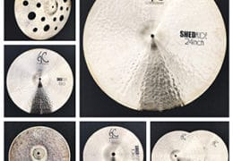 GospelChops Cymbals 'Make a Splash' in the Drum Industry