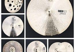 GospelChops Cymbals 'Make a Splash' in the Drum Industry