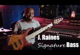 "Introducing the ""J. Raines Signature"" Bass by MTD"