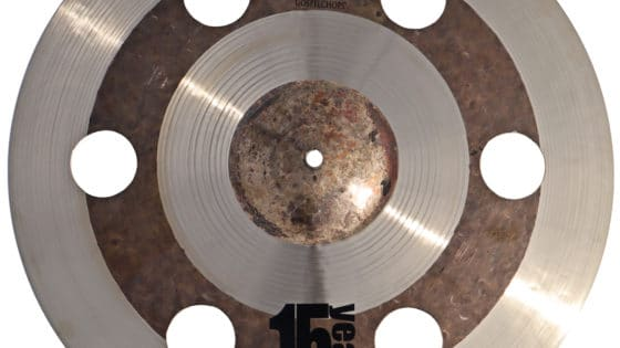 GospelChops Releases New 15-Year Anniversary Cymbal