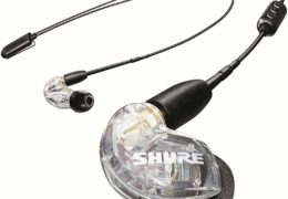 Shure SE215 Sound-Isolating In-Ear Stereo Earphones