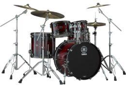 Yamaha Live Custom Hybrid Oak Drum Set Review