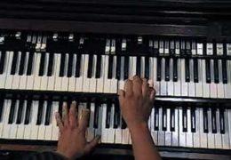 Gospel Hymns on Hammond Organ with David Jackson