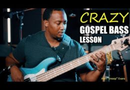 "Free Bass Lesson with Alan ""Snoop"" Evans"