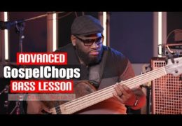 Free Bass Lesson with Daric Bennett