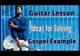 """Gospel Guitar Lesson with Kerry """"2 Smooth"""" Marshall"""