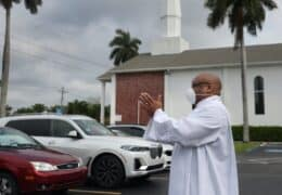 How to be as safe as possible in your house of worship